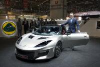 new model and performance 2022 lotus evora