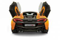 Spy Shoot 2022 McLaren 570S Coupe