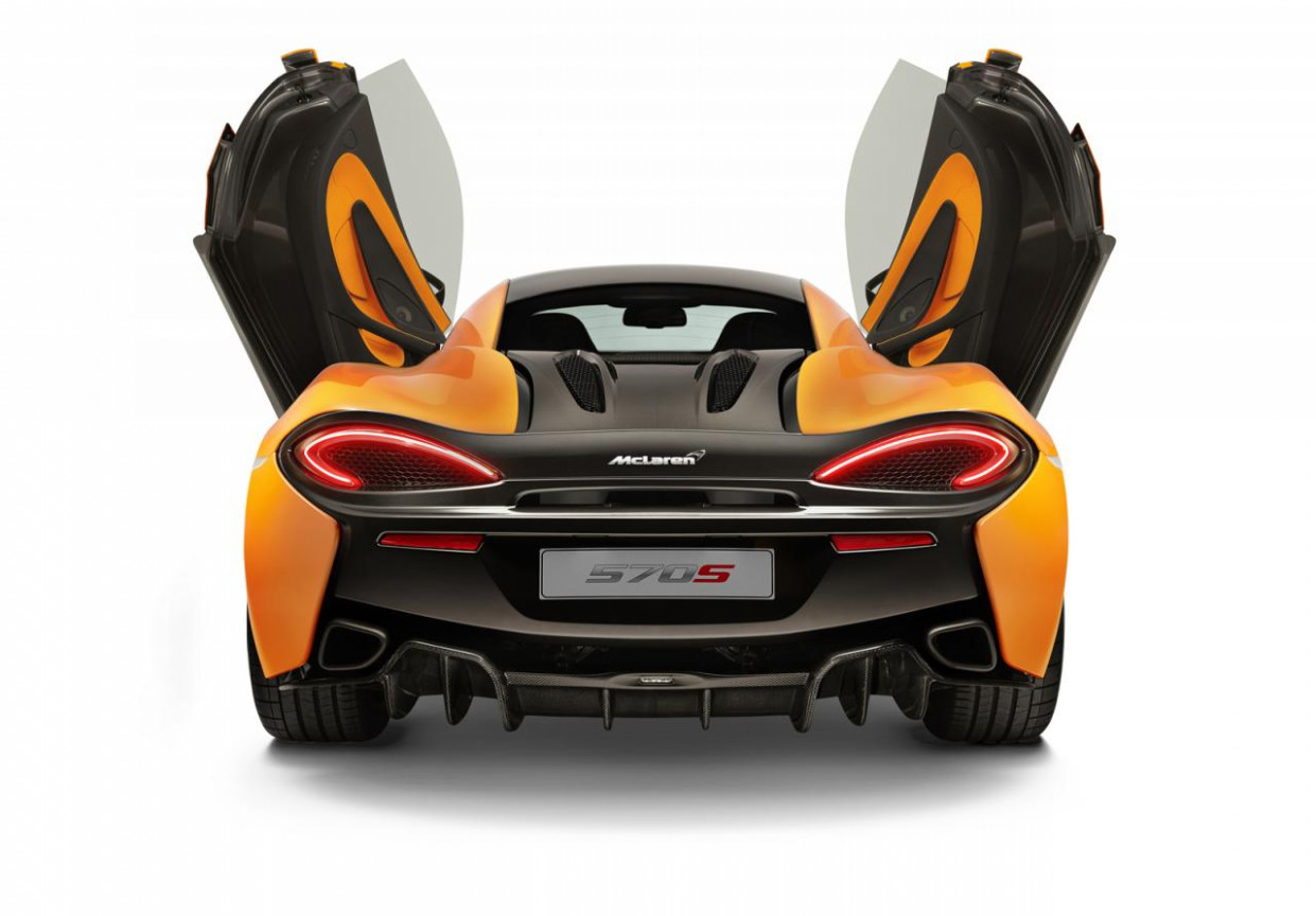 First Drive 2022 McLaren 570S Coupe