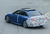 new model and performance 2022 mercedes c class