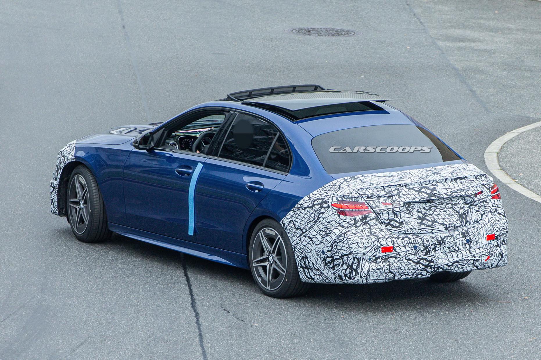 Style 2022 Mercedes C-class