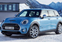new model and performance 2022 mini clubman