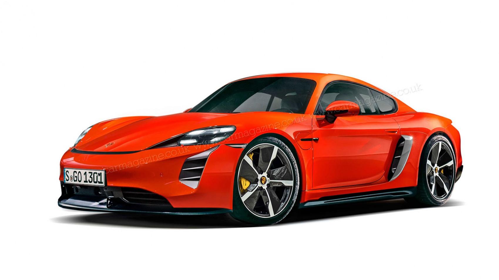 Spesification 2022 Porsche 718
