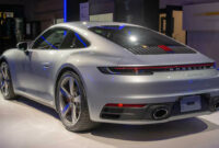 new model and performance 2022 porsche 911