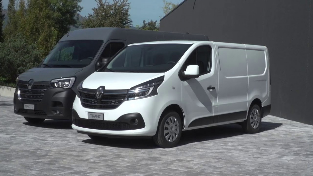 Release Date and Concept 2022 Renault Trafic