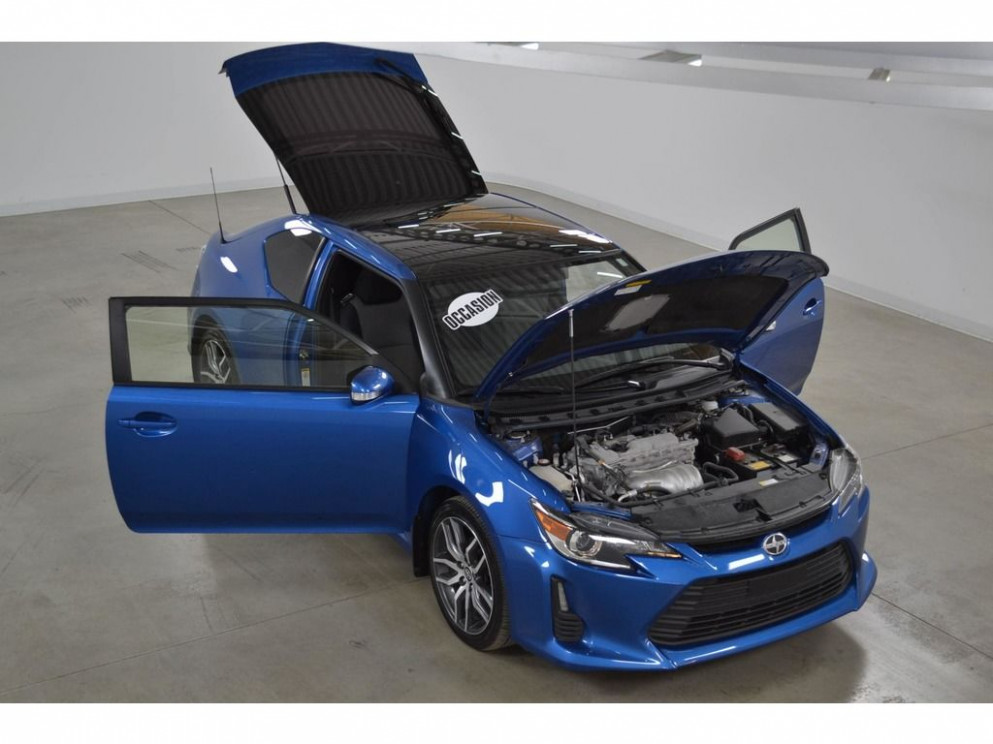 Overview 2022 Scion TC