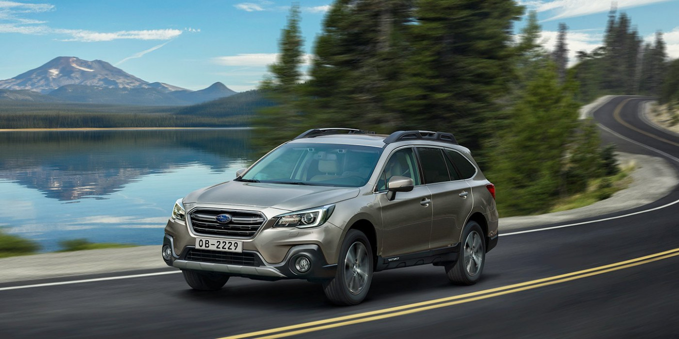 Concept and Review 2022 Subaru Outback Turbo Hybrid