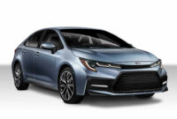 new model and performance 2022 toyota corolla
