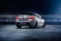 new model and performance 2022 toyota corolla hatchback
