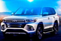 new model and performance 2022 toyota land cruiser