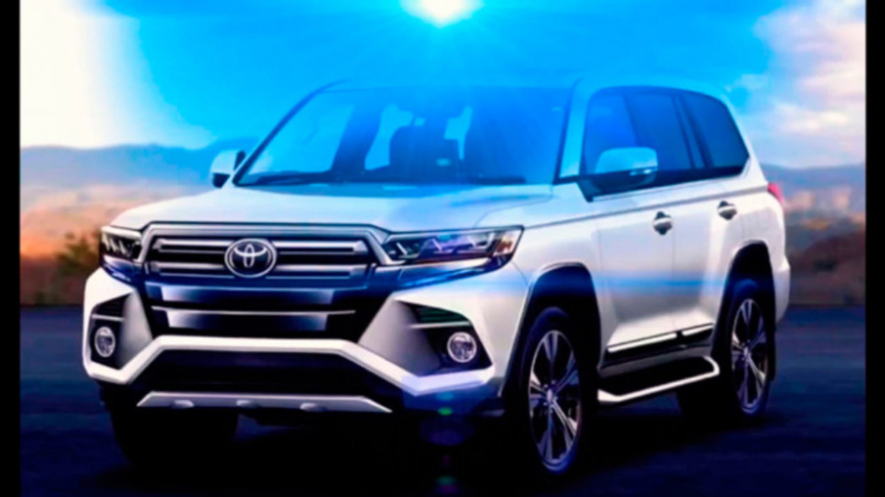 Release Date 2022 Toyota Land Cruiser