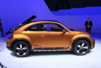 new model and performance 2022 vw beetle dune