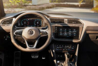 new model and performance 2022 vw tiguan