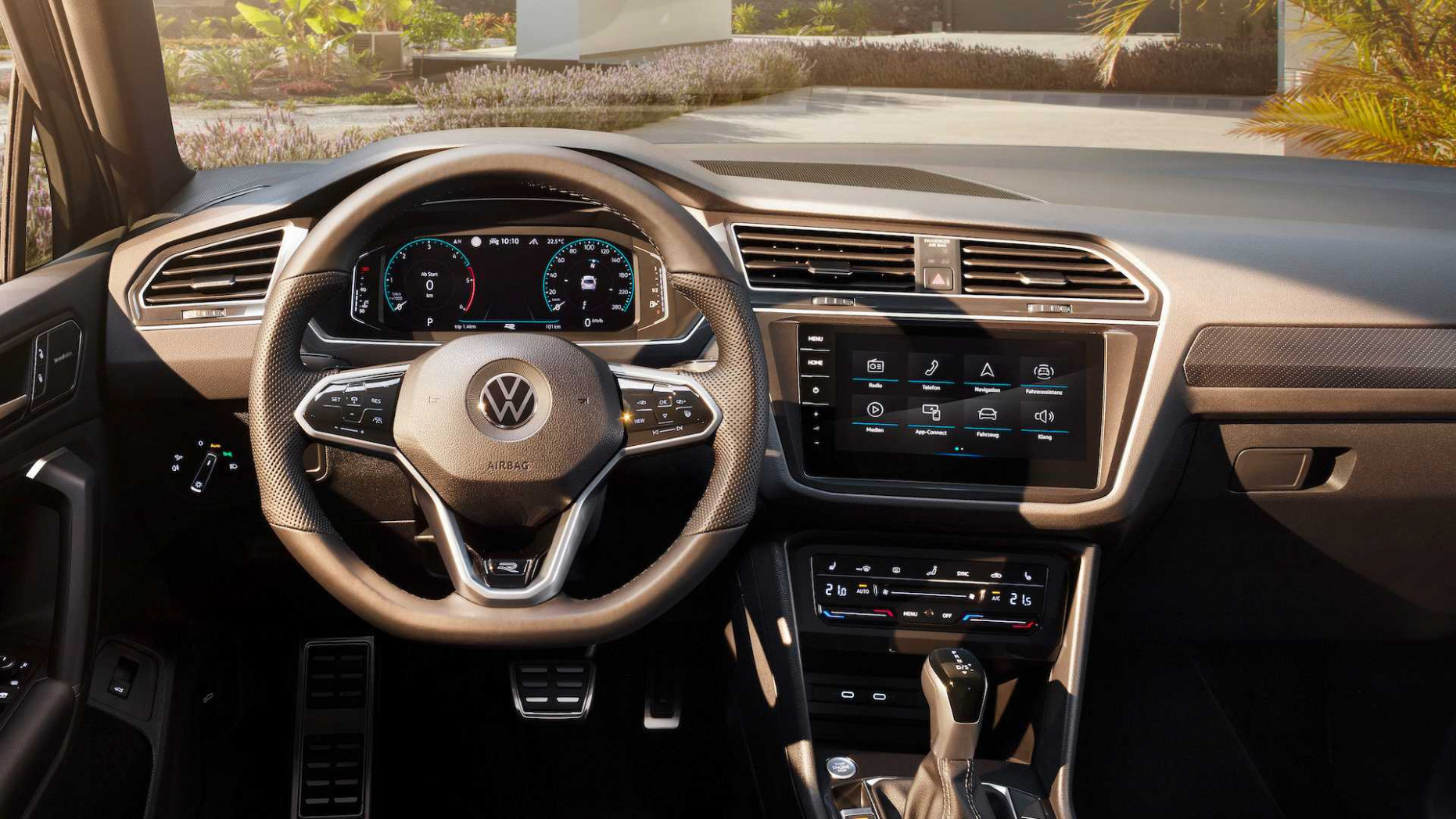 Exterior 2022 VW Tiguan
