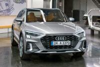 new model and performance audi hatchback 2022