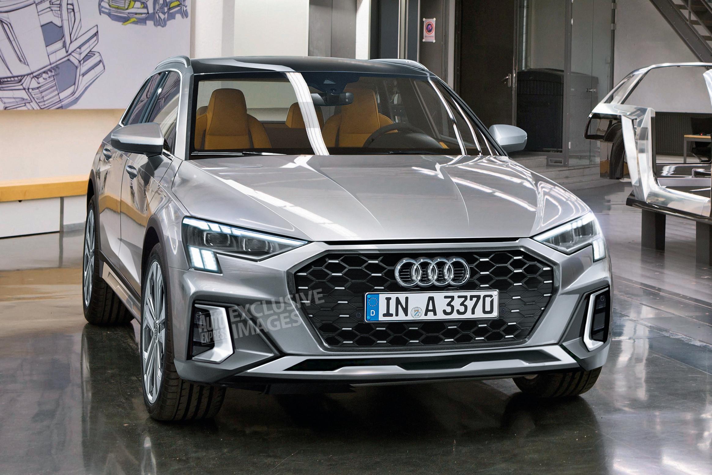 Pictures Audi Hatchback 2022