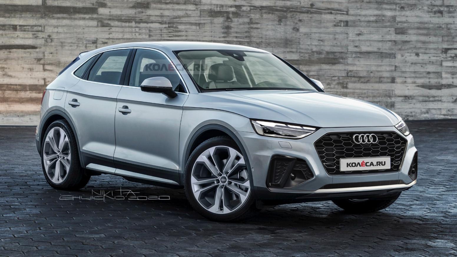 Rumors Audi Q5 2022