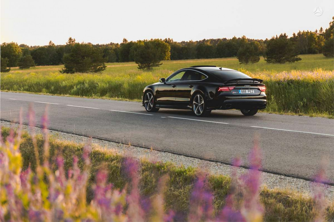 Performance and New Engine Audi Rs7 2022