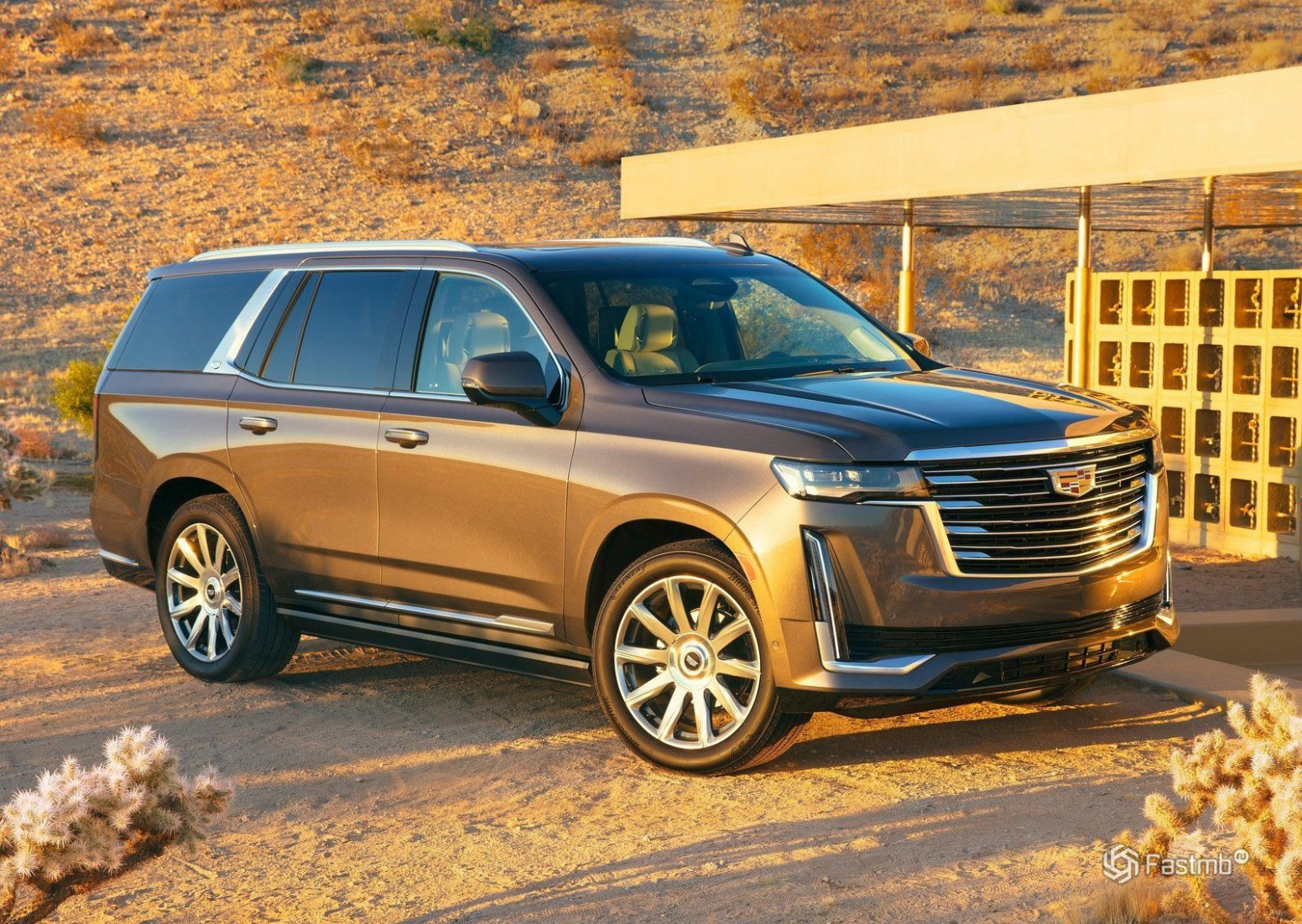 Speed Test Cadillac Suv Escalade 2022