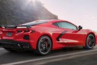 new model and performance chevrolet corvette zr1 2022