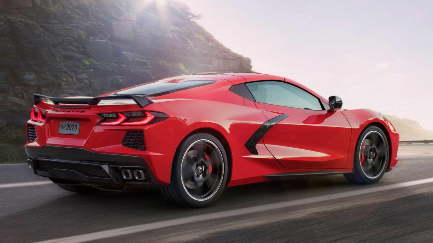Picture Chevrolet Corvette Zr1 2022
