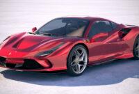 new model and performance ferrari 2022 f8 tributo