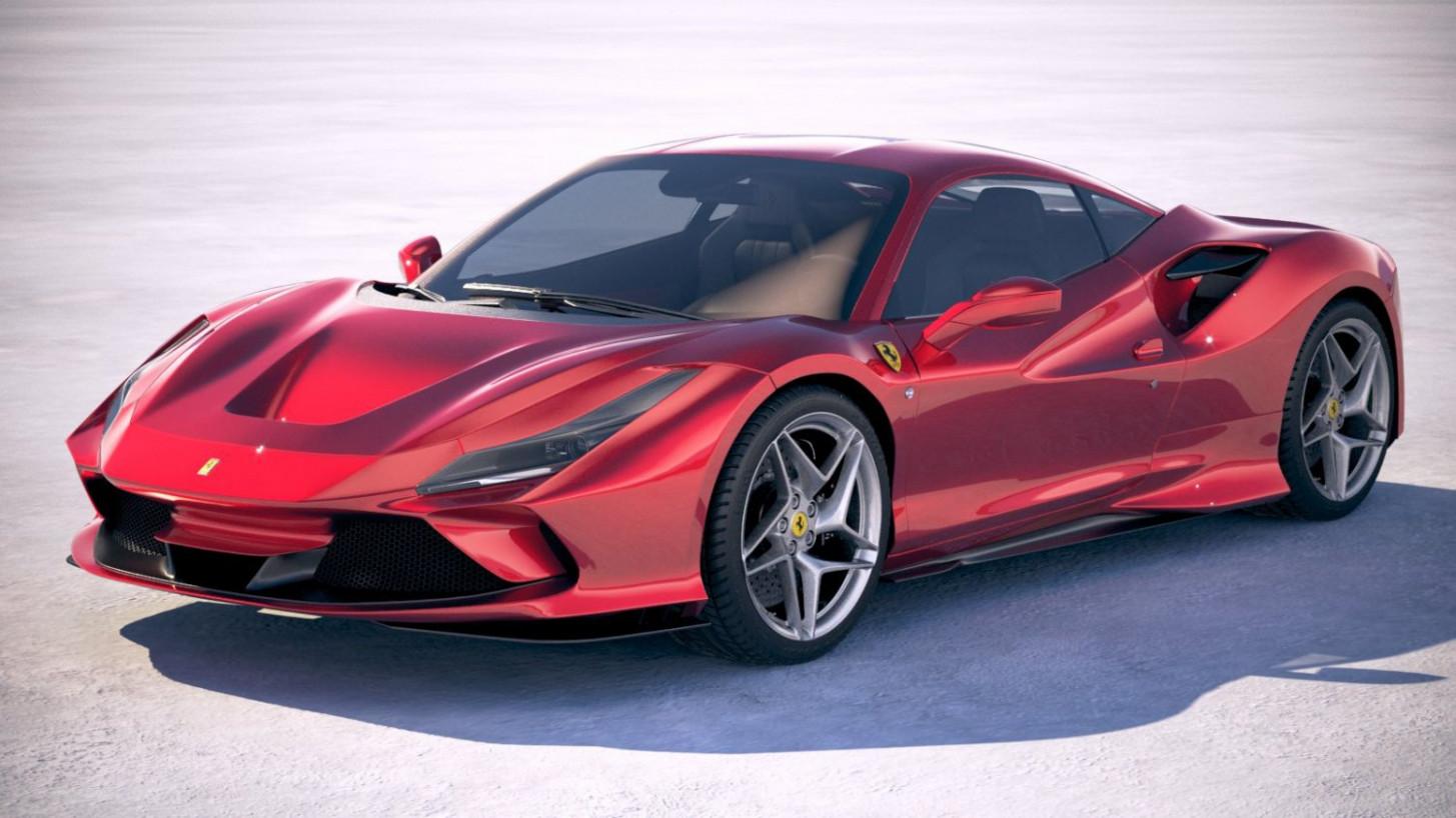 Ratings Ferrari 2022 F8 Tributo
