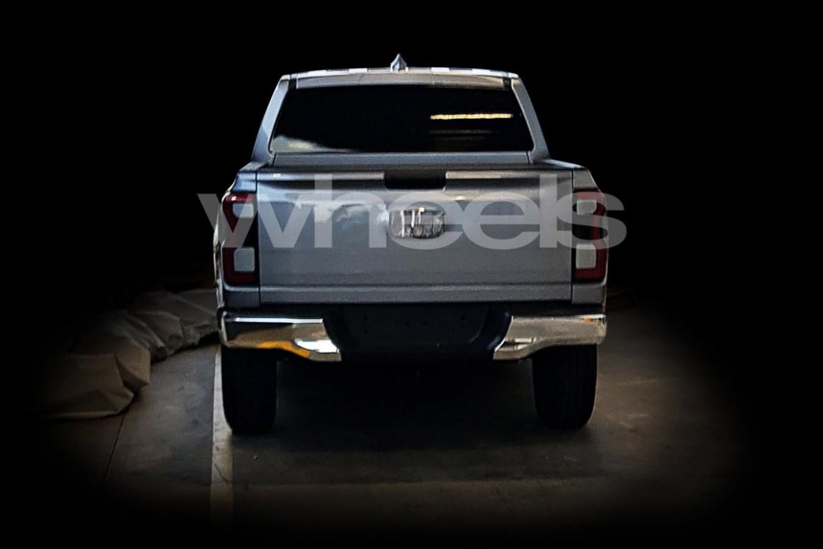History Ford Ranger 2022