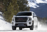 new model and performance gmc denali suv 2022