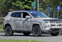 new model and performance jeep compass 2022