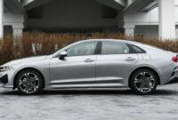 new model and performance kia k5 2022