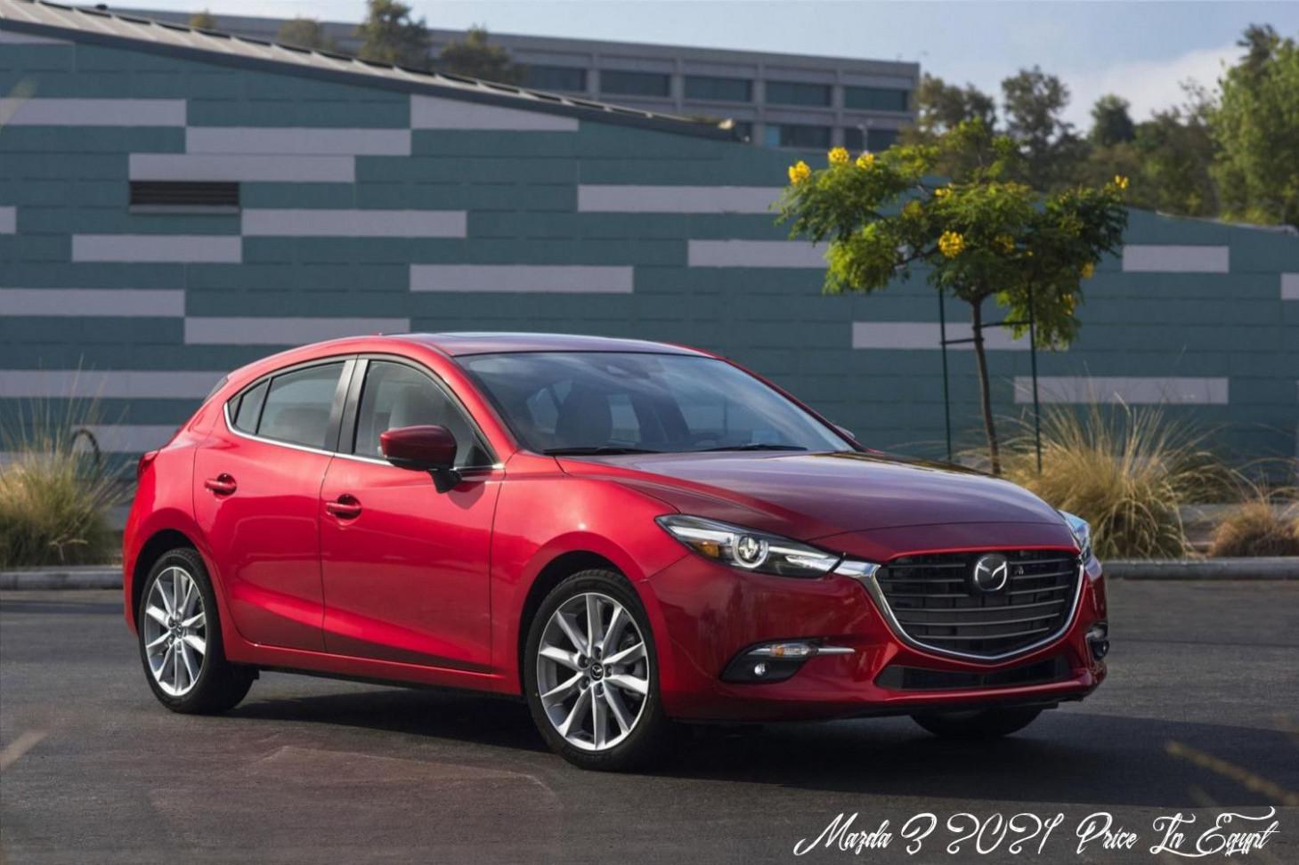 Style Mazda 3 2022 Price In Egypt