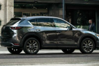 new model and performance mazda cx5 grand touring lx 2022