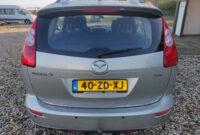 new model and performance mazda minivan 2022