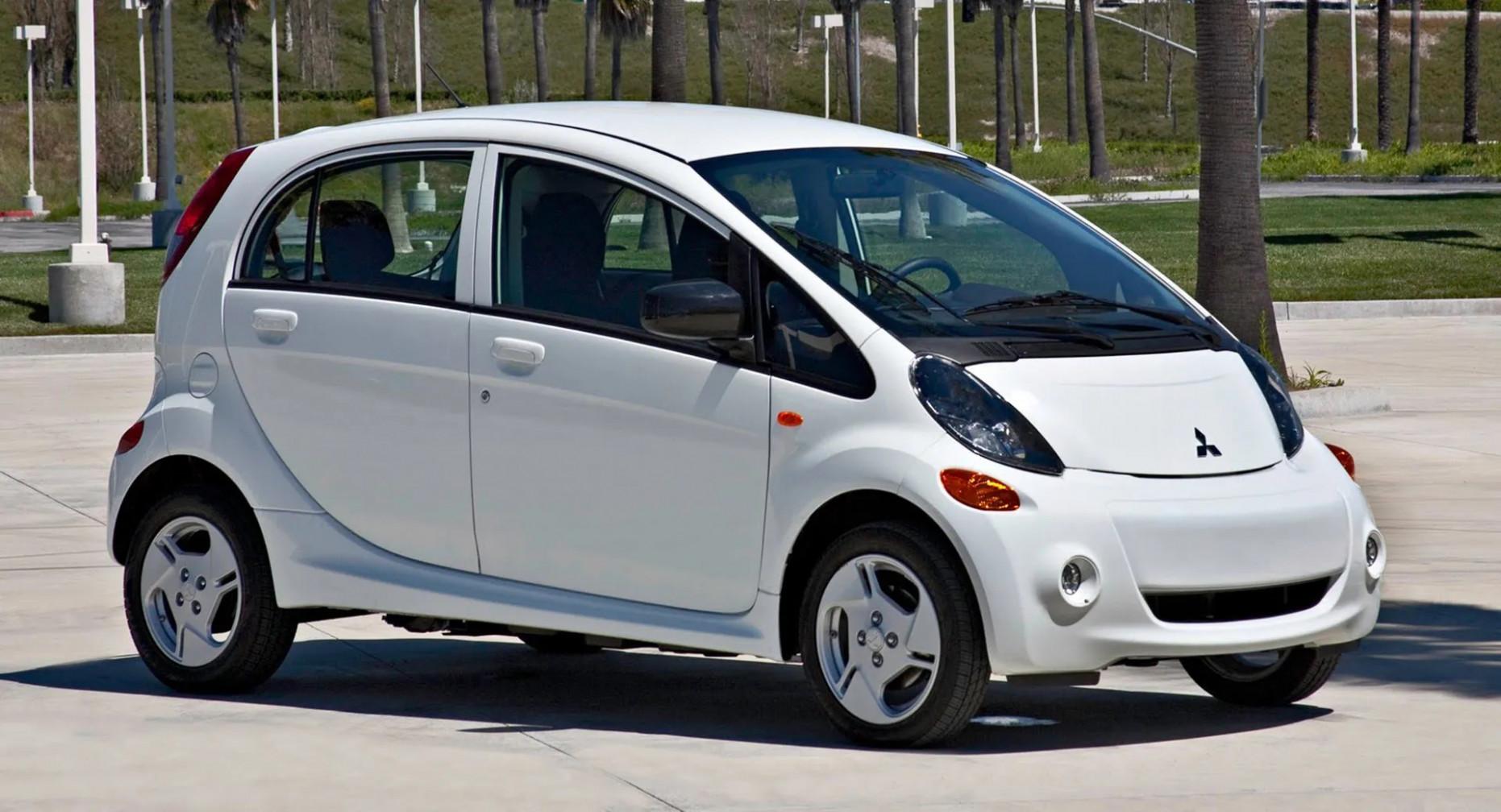 Photos Mitsubishi I Miev 2022