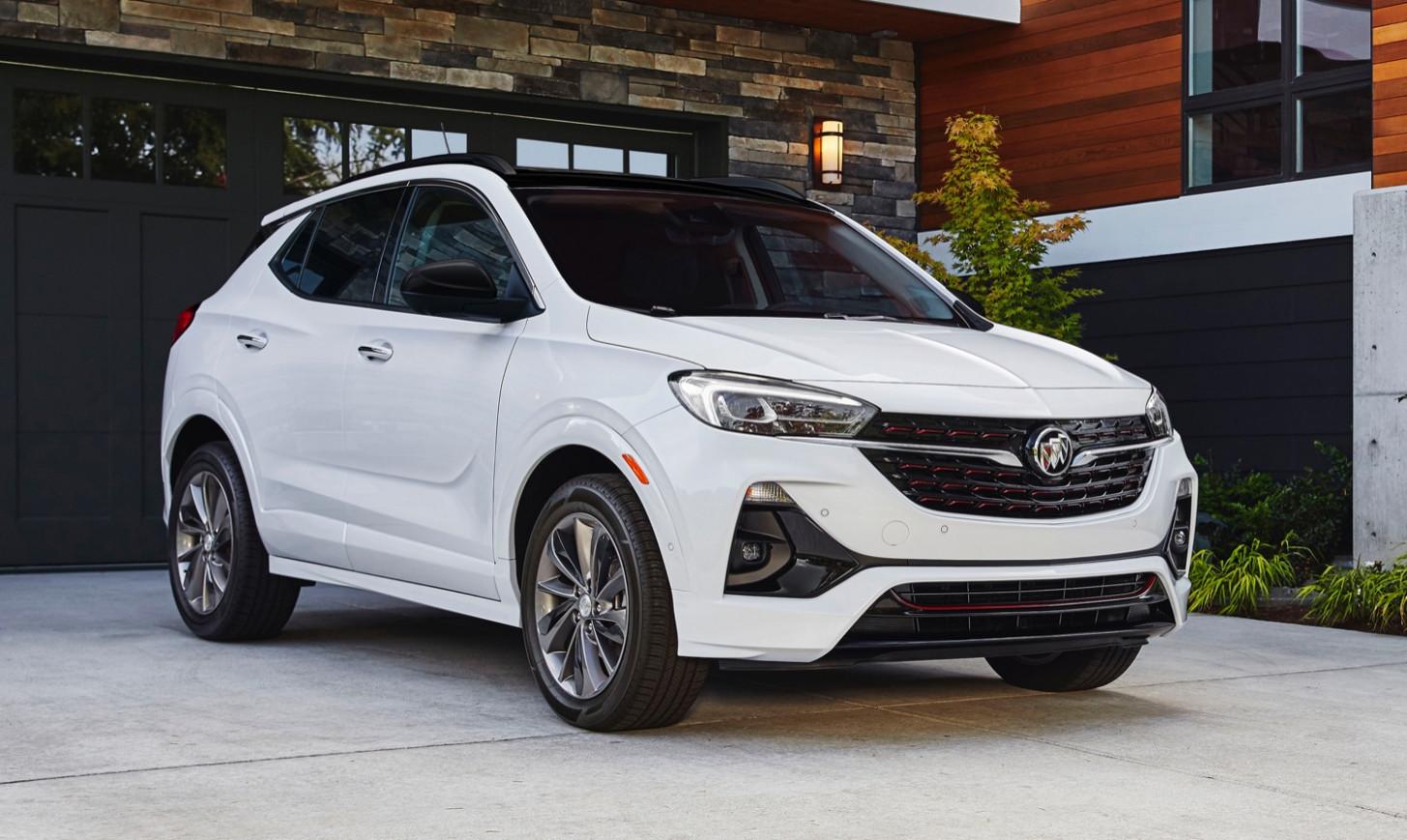 Ratings New Buick Encore 2022