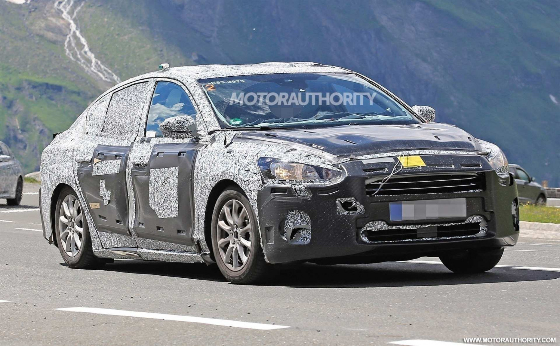 Pricing Spy Shots Ford Fusion