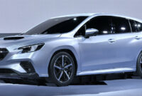new model and performance subaru legacy gt 2022