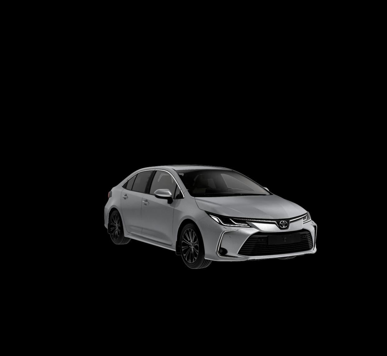 Rumors Toyota Egypt Corolla 2022
