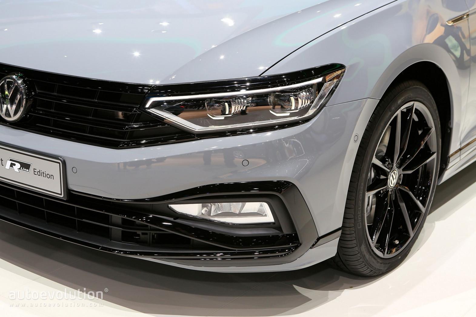Concept Volkswagen Passat 2022 Europe