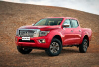 new model and performance when will the 2022 nissan frontier be available