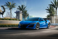 new review 2022 acura nsx