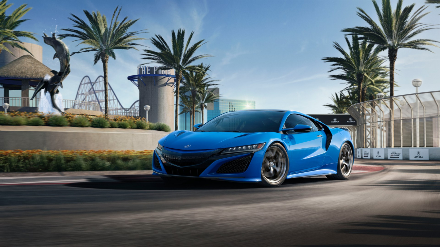 New Model and Performance 2022 Acura NSX