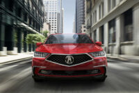 Speed Test 2022 Acura RLX