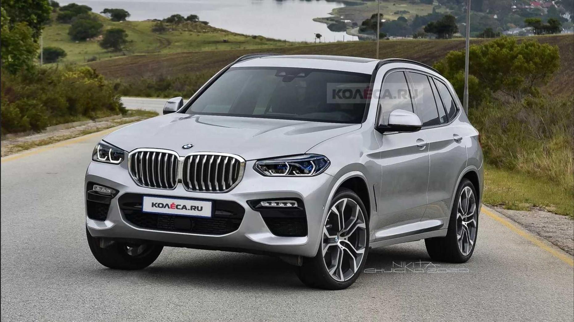 Performance and New Engine 2022 BMW X3 Hybrid