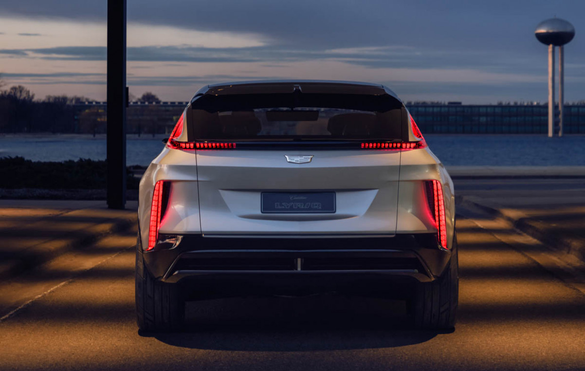 Exterior and Interior 2022 Cadillac ELR S