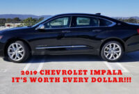 New Review 2022 Chevrolet Impala Ss