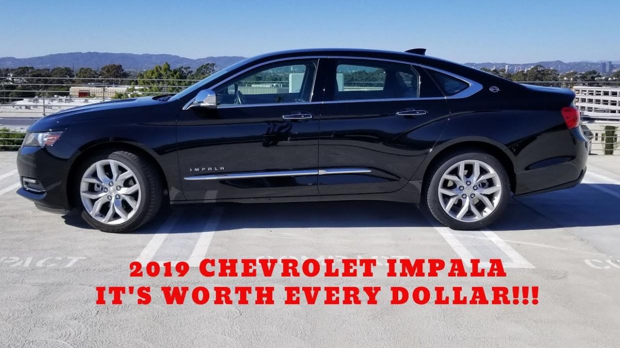 History 2022 Chevrolet Impala Ss