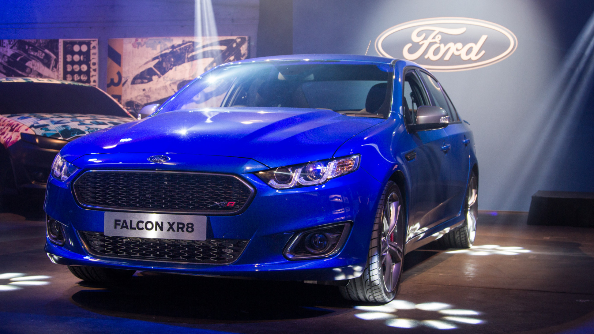 Style 2022 Ford Falcon Xr8 Gt