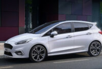 new review 2022 ford fiesta